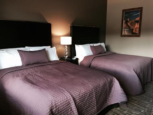 Hotel Del Sol, Boutique Phoenix Airport - Phoenix - Schlafzimmer