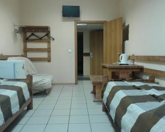 A - Hostel - Irkuțk - Bedroom