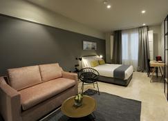 De Vilhena Boutique Hotel - Valletta - Sovrum