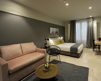 De Vilhena Boutique Hotel - La Valletta - Camera da letto