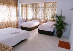 橙色佩考旅館 - 吉隆坡 - 臥室