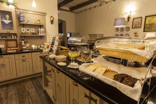 加露諾維酒店 - 聖彼得堡 - 自助餐