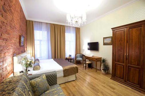 Galunov Hotel - Pietari - Kylpyhuone