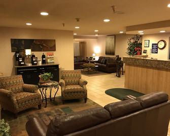 Monument Inn & Suites - Gering - Lobby