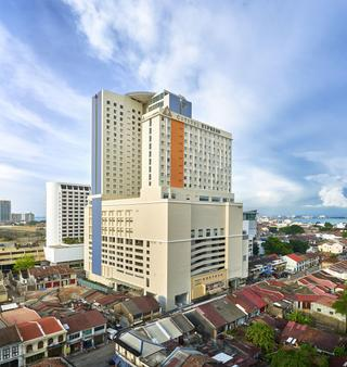 Cititel Express Penang - George Town - Building