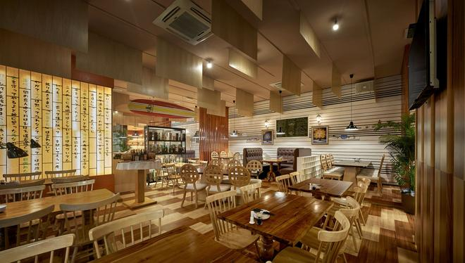 Cititel Express Penang - George Town - Restaurant