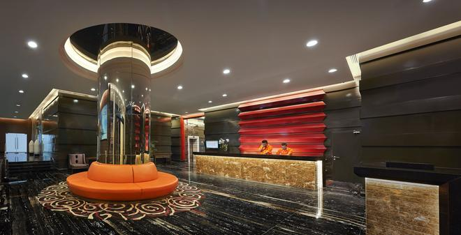 Cititel Express Penang - George Town - Front desk