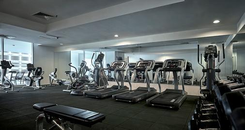 The Wembley A St Giles Hotel Penang - George Town - Γυμναστήριο