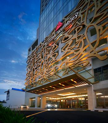 The Wembley A St Giles Hotel Penang - George Town - Building