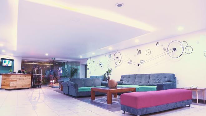 Hotel Fontan Reforma - Πόλη του Μεξικού - Σαλόνι ξενοδοχείου