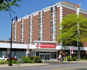 Best Western Plus Wilkes Barre Center City - Wilkes-Barre - Gebouw