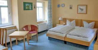 Hotel Schlossberg - Meißen - Schlafzimmer
