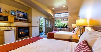 Inn at Cannon Beach - Cannon Beach - Bedroom