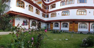 Hotel Morales - Huaraz - Edificio