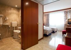 Hotel Santemar - Thành phố Santander - Phòng ngủ