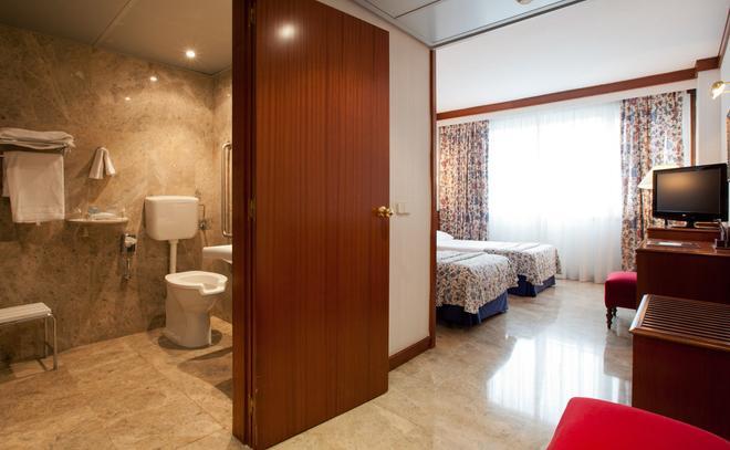 Santemar - Santander - Bedroom