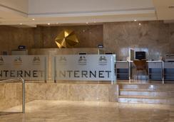 Hotel Santemar - Thành phố Santander - Hành lang