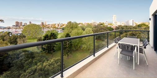Vibe Hotel Rushcutters Bay Sydney - Rushcutters Bay - Balcony