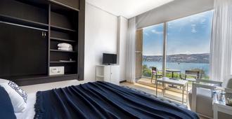 Cape Bodrum Beach Resort - Gündoğan - Schlafzimmer