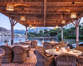 Cape Bodrum Luxury Hotel & Beach - Gündoğan - Restaurant