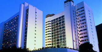 新加坡烏節大酒店 - 新加坡 - 建築