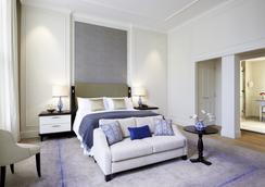 Waldorf Astoria Amsterdam - Amsterdam - Bedroom