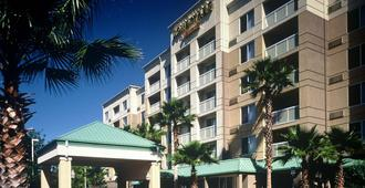 Courtyard by Marriott Orlando Downtown - Orlando - Edificio