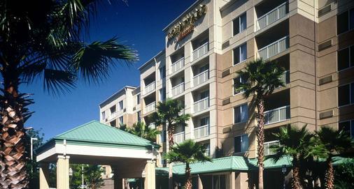 Courtyard by Marriott Orlando Downtown - Orlando - Rakennus
