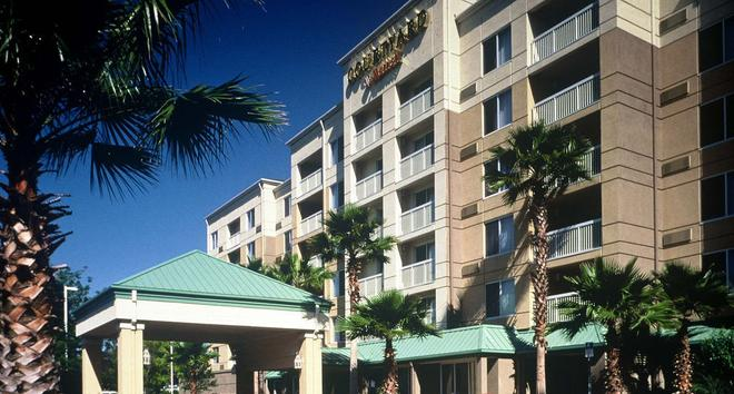 Courtyard by Marriott Orlando Downtown - Orlando - Building