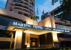 Majestic City Retreat Hotel - Dubai - Bygning