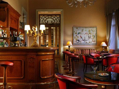 噴泉大皇宮酒店 - 費齊 - 菲烏吉 - 酒吧