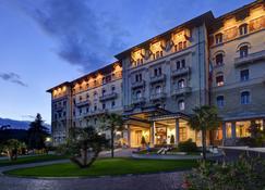 Grand Hotel Palazzo Della Fonte - Fiuggi - Κτίριο
