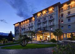 Grand Hotel Palazzo Della Fonte - Fiuggi - Edificio