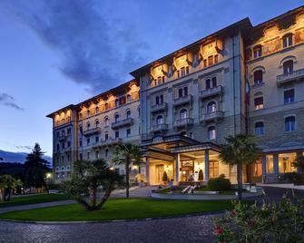 Grand Hotel Palazzo Della Fonte - Fiuggi - Byggnad