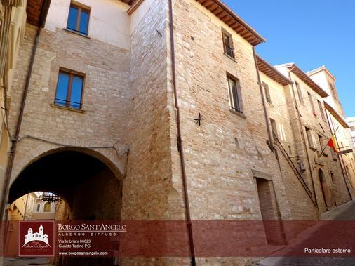 Borgo Sant'Angelo Albergo Diffuso - Gualdo Tadino - Building