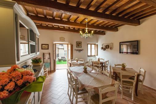 Borgo Sant'Angelo Albergo Diffuso - Gualdo Tadino - Dining room