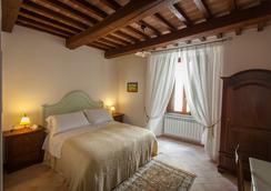 Borgo Sant'Angelo Albergo Diffuso - Gualdo Tadino - Bedroom