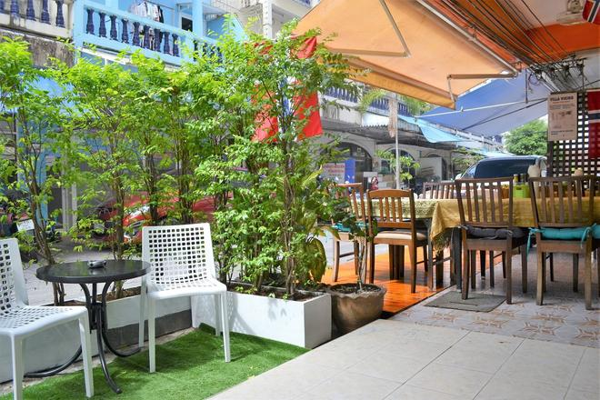 Simple Boutique Seabreeze - Patong - Patio