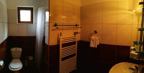 Vila Vitalis - Predeal - Bathroom