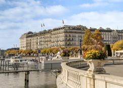 The Ritz-Carlton, Hotel de la Paix, Geneva - Γενεύη - Κτίριο