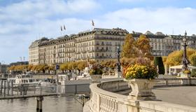 The Ritz-Carlton, Hotel de la Paix, Geneva - Genf - Gebäude