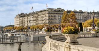 Hôtel De La Paix - Genf - Gebäude