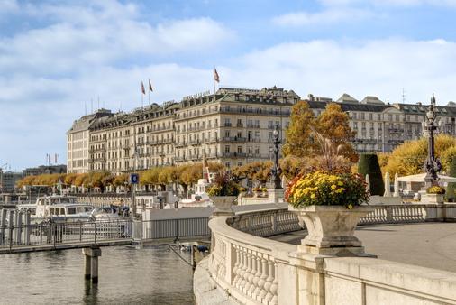 和平酒店,麗思卡爾頓夥伴酒店 - 日內瓦 - 日內瓦 - 建築