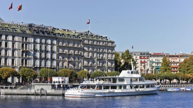 The Ritz-Carlton, Hotel de la Paix, Geneva - Geneva - Toà nhà