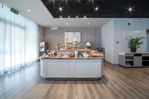 Idea Hotel Milano San Siro - Mediolan - Bufet