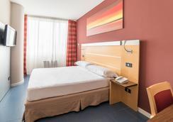 Idea Hotel Milano San Siro - Mediolan - Sypialnia