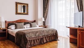 Hotel Belvedere - Praga - Camera da letto