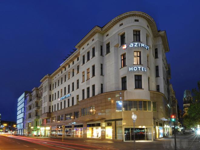 柏林選帝侯路阿茲姆酒店 - 柏林 - 柏林 - 建築