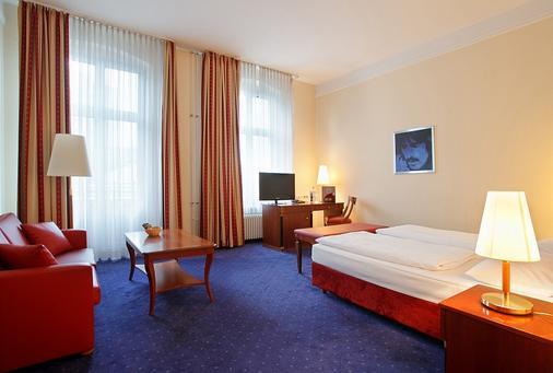 Azimut Hotel Kurfürstendamm Berlin - Berlin - Phòng ngủ