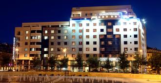 Hotel Mundial - Lisbonne - Bâtiment
